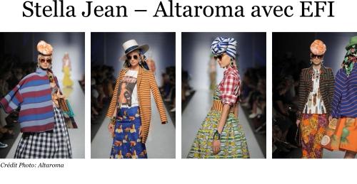 Stella Jean Altaroma