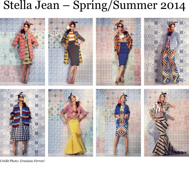 Stella Jean SS14